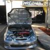 Silver EK Hatch B20 Turbo